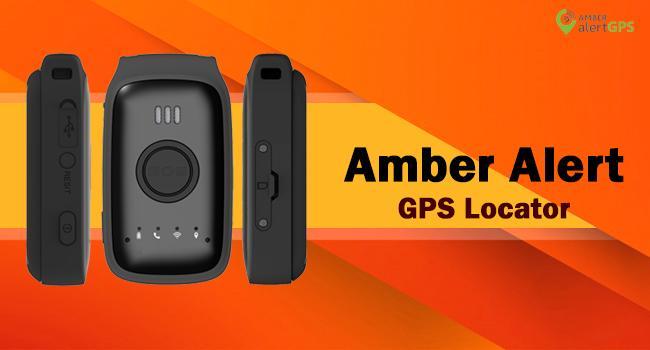 Amber Alert GPS Locator product image