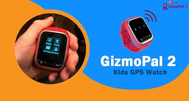 GizmoPal 2 Kids GPS Watch product image