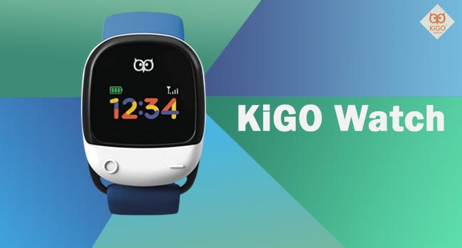 KiGO Watch product image