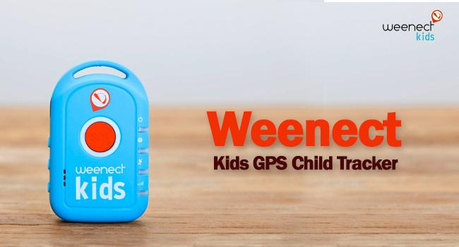 Weenect kids gps child tracker product image
