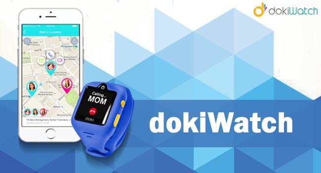 dokiWatch product image