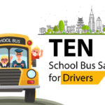 10 School Bus Safety Tips for Drivers [Infographic]