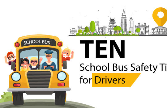 <img src='https://www.trackschoolbus.com/wp-content/uploads/2018/08/10-School-Bus-Safety-Tips-for-Drivers-featured-image-540x350.jpg' title='10 School Bus Safety Tips for Drivers featured image' alt='' />