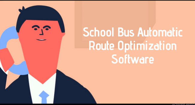 School Bus Automatic Route Optimization Software [Video] -