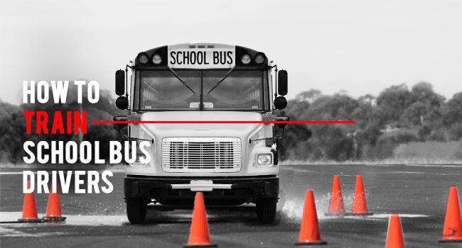how to train school bus drivers featured image
