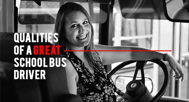 qualities of a great school bus drivers featured image