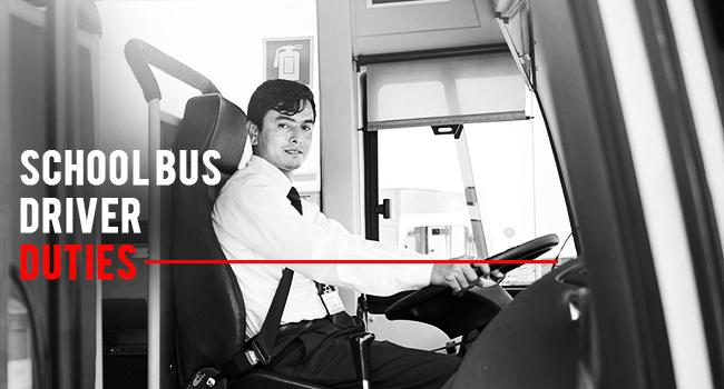 school bus driver duties featured image