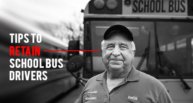 tips to retain school bus driver featured image
