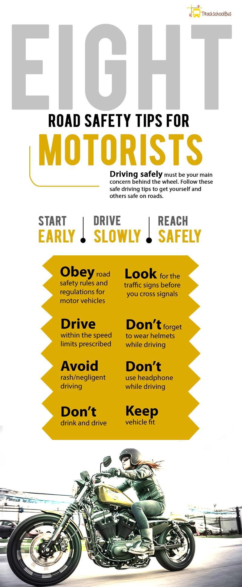 Road Safety Tips for Motorists_info