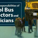 Roles and Responsibilities of School Bus Inspectors and Technicians