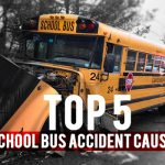 Top 5 School Bus Accident Causes