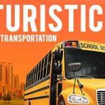 Futuristic School Bus Transportation