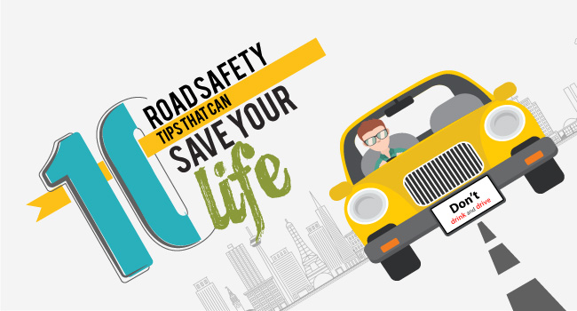 10 Road Safety Tips That Can Save Your Life