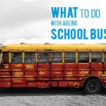 What To Do With Aging School Buses