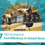 7 Tips To Improve Fuel Efficiency In School Buses