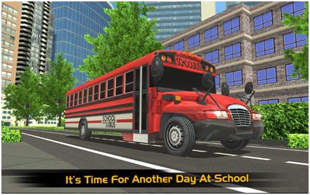 School Bus Simulator 2017