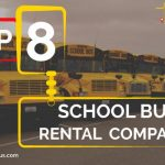 Top 8 School Bus Rental Companies
