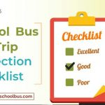 10 School Bus Pre-Trip Inspection Checklist